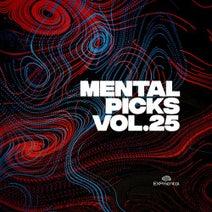 Maertz, Eddy Romero, ChillOhm, Los Reynoso - Mental Picks Vol.25