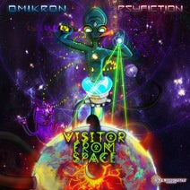 Psyfiction, Omikron (GER) - Visitor from Space