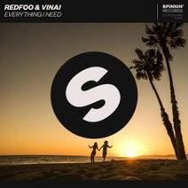 Redfoo, VINAI - Everything I Need