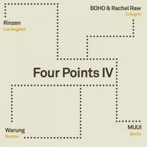 Rinzen, BOHO, Rachel Raw, MUUI, Warung - Four Points IV