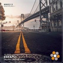 Alinep, Cyberx - Eskapo