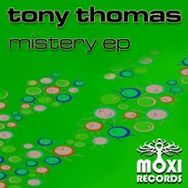 Tony Thomas - Mistery EP