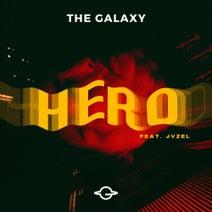 The Galaxy, JVZEL - Hero (feat. JVZEL)