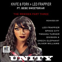 Leo Frappier, BeBe Sweetbriar, Knife & Fork, Leo Frappier, Division 4, Space City, Tweaka Turner, Oliver Williams - Unity - the Remixes Part Three