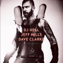 Dave Clarke, DJ Hell, Jeff Mills - Hell ärgere dich nicht (2018 Remastered)
