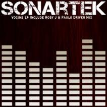 Paolo Driver, Roby J, Sonartek - Vocine EP
