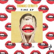 Thomas Cerutti, Xuko - Time EP