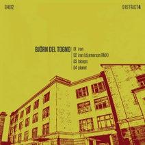 Bjorn Del Togno, DJ Emerson - Iron