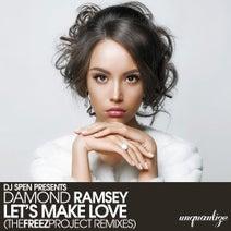 Damond Ramsey, TheFREEZproject - Let's Make Love (TheFREEZproject Remixes)