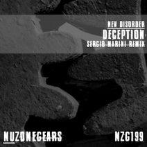 New Disorder - Deception (Sergio Marini Remix)