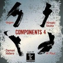 Vegim, Hiroaki Iizuka, H. Paul, Damon Vallero - Components 4