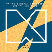 Tank & Cheetah, Mordkey - Everything I Said