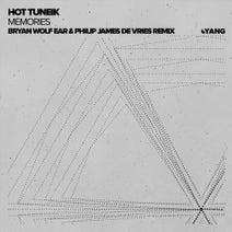 Hot Tuneik, Philip James de Vries, Bryan Wolf Ear - Memories (Bryan Wolf Ear & Philip James de Vries Remix)