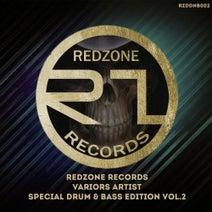 Limhes, Xsinon, Agressor Bunx, Diman!x, Flare, Phlint, Virtual Riot, Stik, Razer Stil, Sapphire, Rhesu5, Neurosis, Bro, Fun, Monster Kid - Special Drum & Bass Edition Vol.2