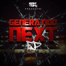 Lolingo, Dale A Thomson, Litez, Sire Maze - Generation Next EP