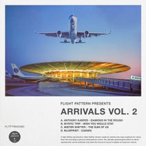 Anthony Kasper, Mystic Trip, Mister Shifter, Blueprint - Arrivals Vol. 2
