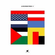 Kenneth Scott, Mathias Schaffhauser, Smailov, Nasrawi - A Souvenir From #1