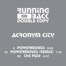 Acronym City, Gerd Janson - Powermoves