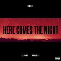 DJ Snake, Mr Hudson, Crankdat, NGHTMRE, ShockOne, Junkie Kid - Here Comes The Night
