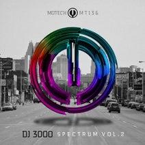 DJ 3000 - Spectrum Vol.2