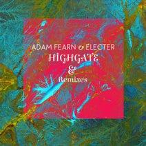 Adam Fearn, Electer, Strapontin, Jhohny Blair - Highgate & Remixes