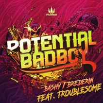 Potential Badboy, Troublesome - Bashy / Brederin