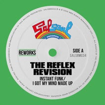 Instant Funk, The Reflex - I Got My Mind Made Up