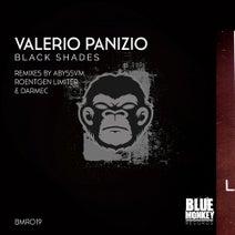 Valerio Panizio, ABYSSVM, Roentgen Limiter, Darmec - Black Shades