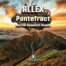 Allex, Martin Downhill - Pontefract