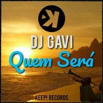 DJ Gavi - Quem Sera