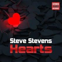 Steve Stevens, Ryan B., Manoosh - Hearts