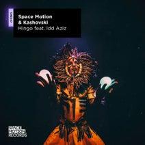 Space Motion, Kashovski, Idd Aziz - Hingo