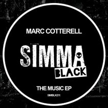 Marc Cotterell - The Music EP