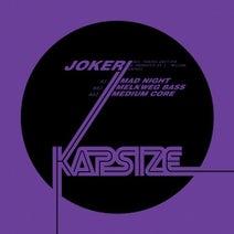 Joker - Mad Night / Melkweg Bass