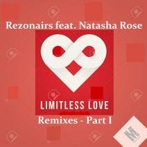 Rezonairs, Kiilto, Mario & Eric J, Matt Black, Sean McClellan - Limitless Love Remixes, Pt. 1