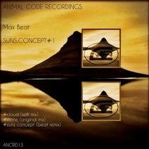 Max Beat, Max Beta - Suns Concept EP