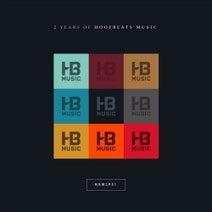 Computerartist, Qo, Nuklear MC, Equid, Kutlo, Holotrope, Counterstrike, Rido, Symplex, Bl4ck Owlz - 2 Years of HOOFBEATS MUSIC