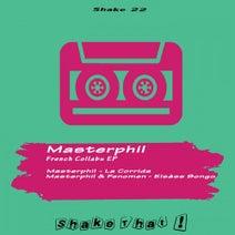 Masterphil, Fenomen - French Collabs EP