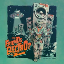 Model Citizens, The Egyptian Lover, Model Citizens - Are Friends Electro?