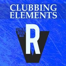 Jason Rivas, Funkenhooker, Kenji Shk, Cosmic Phosphate, Detroit 95 Project, Hot Pool, Nu Disco Bitches - Clubbing Elemets