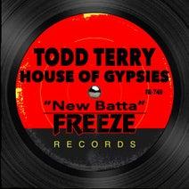Todd Terry, House Of Gypsies - New Batta