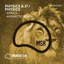Physics & J7, Physics - Africa / Antarctic Winds