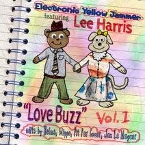 Lee Harris, Electronic Yellow Jammer, Pit Par Coeur, Helms, Jan Le Maguer, Blippo - Love Buzz, Vol. 1
