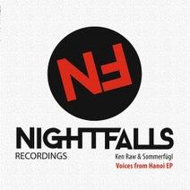 Kenny Raw, Sommerfugl - Voices from Hanoi EP
