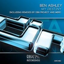 Ben Ashley, Db9 Project, Merc - My Destiny