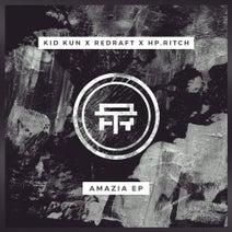 ReDraft, HP.Ritch, Kid Kun - Amazia