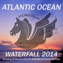 Atlantic Ocean, DJ Shu-ma, Ryoma, DJ Spymaster, Yo-c, Tai Ikezawa - Atlantic Ocean - Waterfall 2014 (The Japanese Mixes)