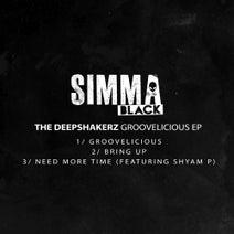 The Deepshakerz, Shyam P - Groovelicious EP