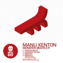 Manu Kenton, BMG - Monster Beats EP