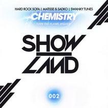 Hard Rock Sofa, Swanky Tunes, Matisse & Sadko - Chemistry (Turn The Flame Higher)